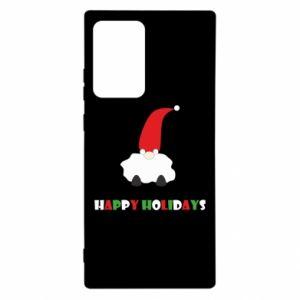 Etui na Samsung Note 20 Ultra Happy Holidays Santa
