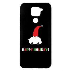 Etui na Xiaomi Redmi Note 9/Redmi 10X Happy Holidays Santa