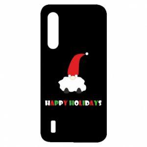 Etui na Xiaomi Mi9 Lite Happy Holidays Santa