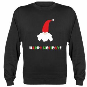 Bluza Happy Holidays Santa