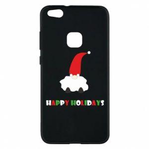 Etui na Huawei P10 Lite Happy Holidays Santa