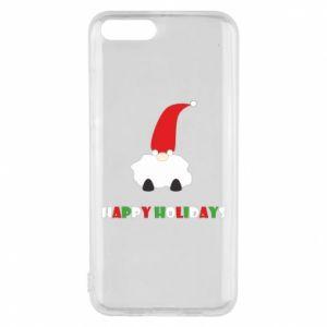 Etui na Xiaomi Mi6 Happy Holidays Santa