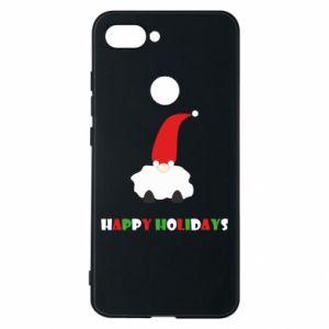 Etui na Xiaomi Mi8 Lite Happy Holidays Santa