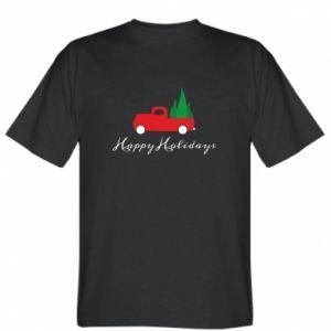 Koszulka Happy Holidays!