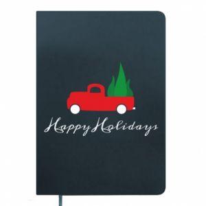 Notes Happy Holidays!
