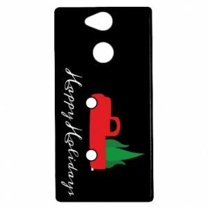 Etui na Sony Xperia XA2 Happy Holidays!