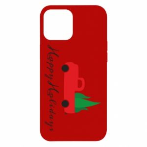 Etui na iPhone 12 Pro Max Happy Holidays!