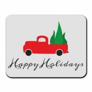 Podkładka pod mysz Happy Holidays!