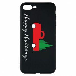 Etui do iPhone 7 Plus Happy Holidays!