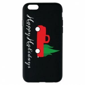 Etui na iPhone 6/6S Happy Holidays!