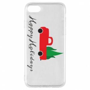 Etui na iPhone 8 Happy Holidays!