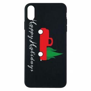 Etui na iPhone Xs Max Happy Holidays!