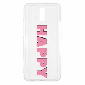 Etui na Nokia 2.3 Happy inscription