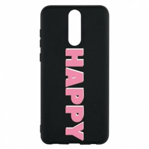 Etui na Huawei Mate 10 Lite Happy inscription
