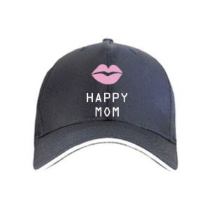 Czapka Happy mom