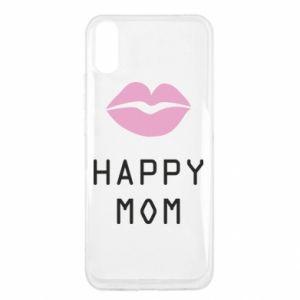 Xiaomi Redmi 9a Case Happy mom