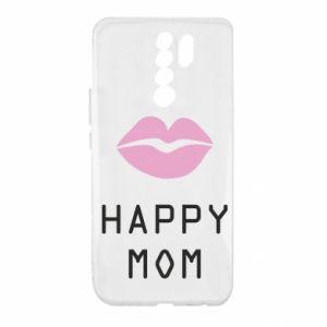 Xiaomi Redmi 9 Case Happy mom