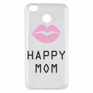 Xiaomi Redmi 4X Case Happy mom