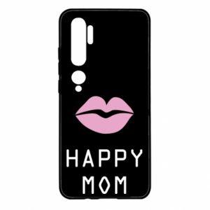 Xiaomi Mi Note 10 Case Happy mom