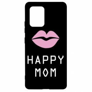 Samsung S10 Lite Case Happy mom