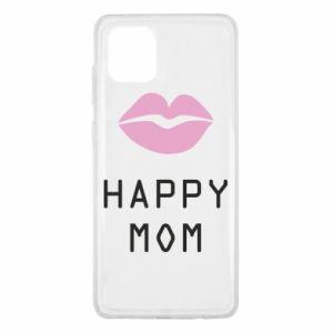 Samsung Note 10 Lite Case Happy mom