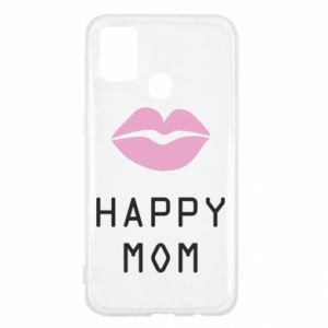 Samsung M31 Case Happy mom