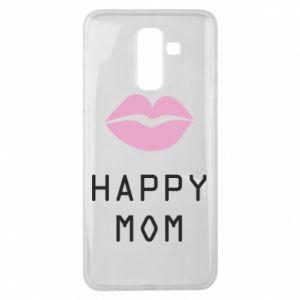 Samsung J8 2018 Case Happy mom