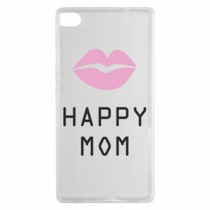 Huawei P8 Case Happy mom