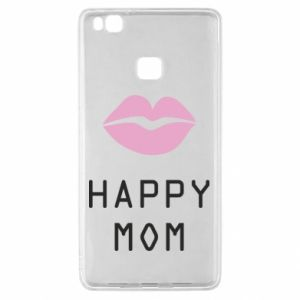 Huawei P9 Lite Case Happy mom