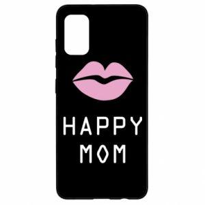 Samsung A41 Case Happy mom