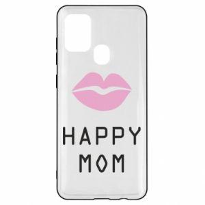 Samsung A21s Case Happy mom