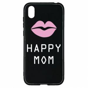 Huawei Y5 2019 Case Happy mom