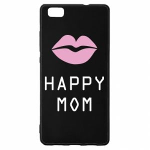 Huawei P8 Lite Case Happy mom