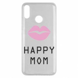 Huawei Y9 2019 Case Happy mom