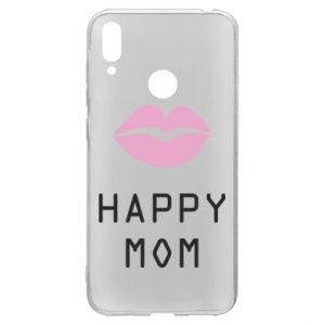 Huawei Y7 2019 Case Happy mom