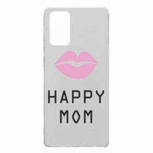 Samsung Note 20 Case Happy mom