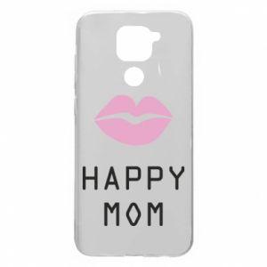Xiaomi Redmi Note 9 / Redmi 10X case % print% Happy mom