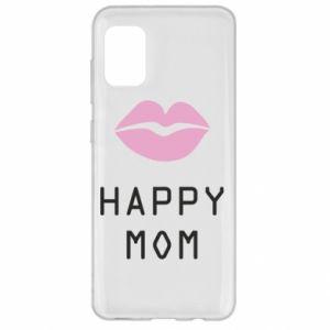 Samsung A31 Case Happy mom