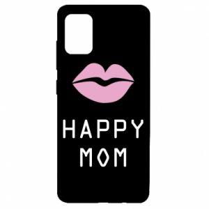 Samsung A51 Case Happy mom