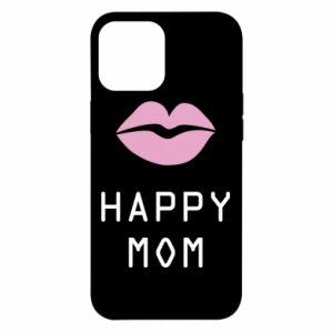 iPhone 12 Pro Max Case Happy mom