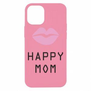 iPhone 12 Mini Case Happy mom