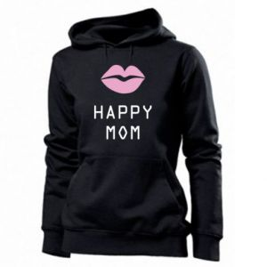 Women's hoodies Happy mom - PrintSalon