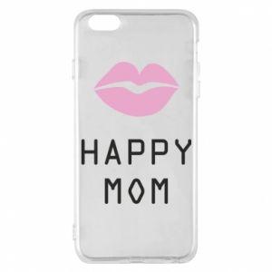 Etui na iPhone 6 Plus/6S Plus Happy mom - PrintSalon