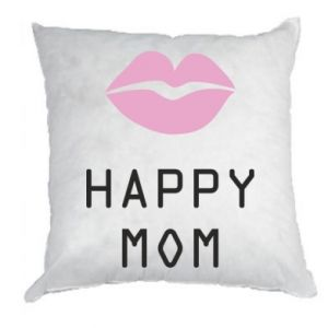 Pillow Happy mom - PrintSalon