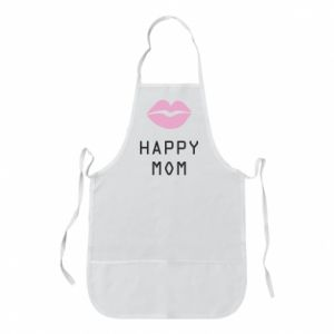 Apron Happy mom - PrintSalon