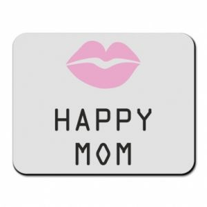 Mouse pad Happy mom - PrintSalon