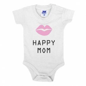Body dla dzieci Happy mom - PrintSalon