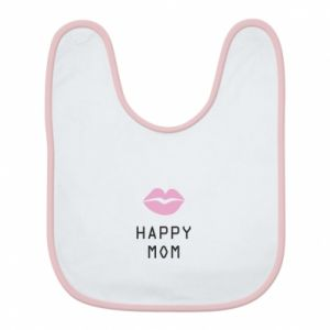 Bib Happy mom - PrintSalon