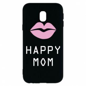 Etui na Samsung J3 2017 Happy mom - PrintSalon