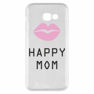 Phone case for Samsung A5 2017 Happy mom - PrintSalon